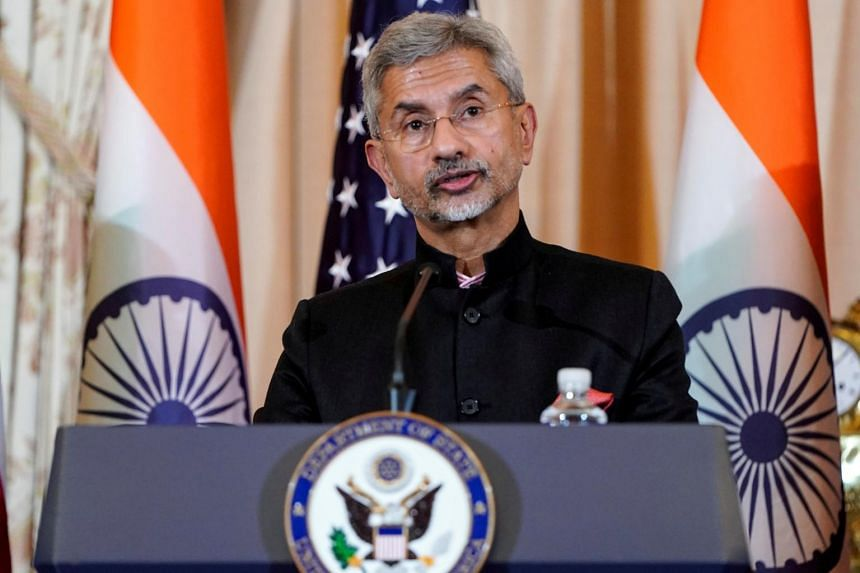 "Mr Subrahmanyam Jaishankar also said India and Australia would have ""very strong defence ties""."