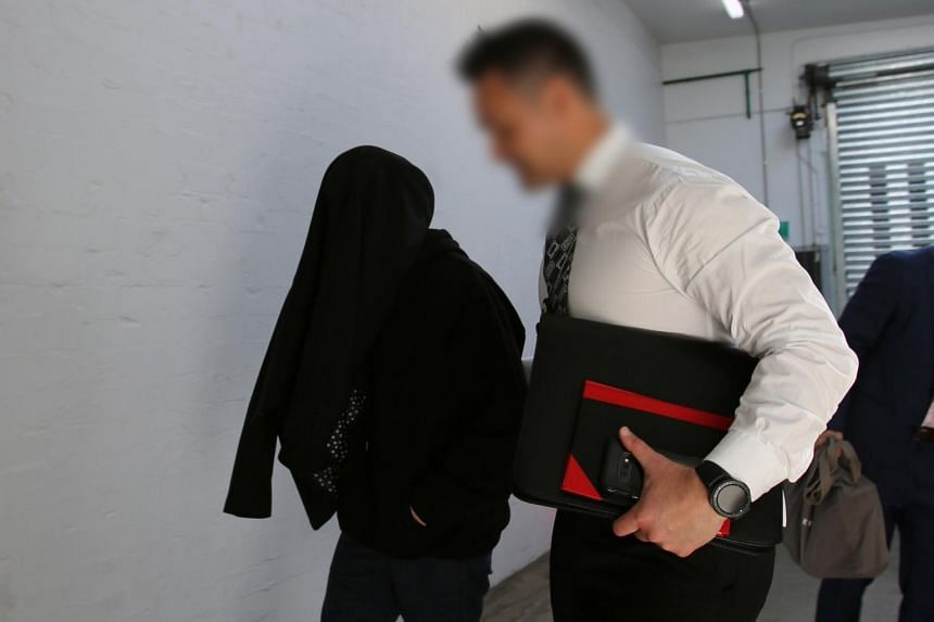 An 18 year-old man from Albury is arrested following a NSW Joint Counter Terrorism Team investigation on Dec 9, 2020.