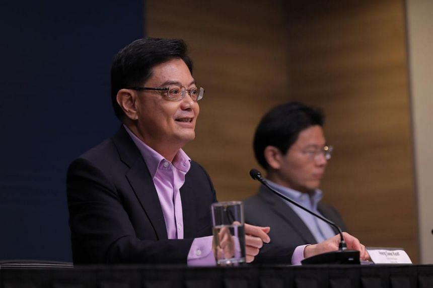 El viceprimer ministro Heng Swee Keat señaló que la pandemia de Covid-19 ha aumentado el ímpetu para innovar y digitalizar.