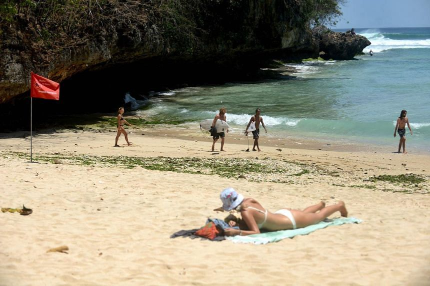 Relying heavily on tourism, Bali has been hit hard by the Covid-19 pandemic.