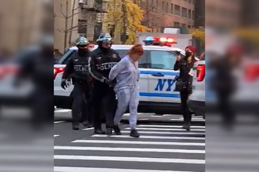 Vehicle Plows Into Manhattan Black Lives Matter Protest, Multiple People Injured