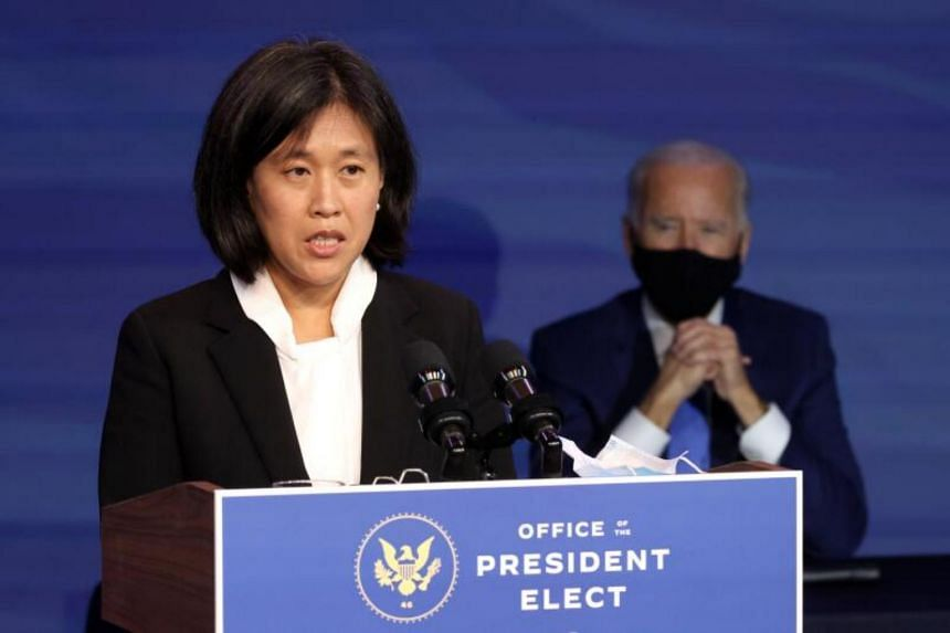 Veteran trade lawyer Katherine Tai worked for the Office of the United States Trade Representative from 2007 to 2014.