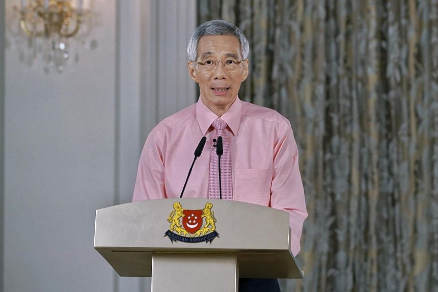 PM Lee Hsien Loong will be addressing the nation, on the Covid-19 situation and the outlook for next year, on Dec 14, 2020.