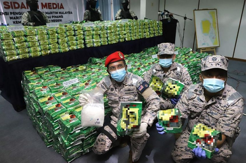 Authorities said the intercepted shipments were part of a multibillion-dollar illicit drug trade that stretches across Australia, South-east Asia and China.