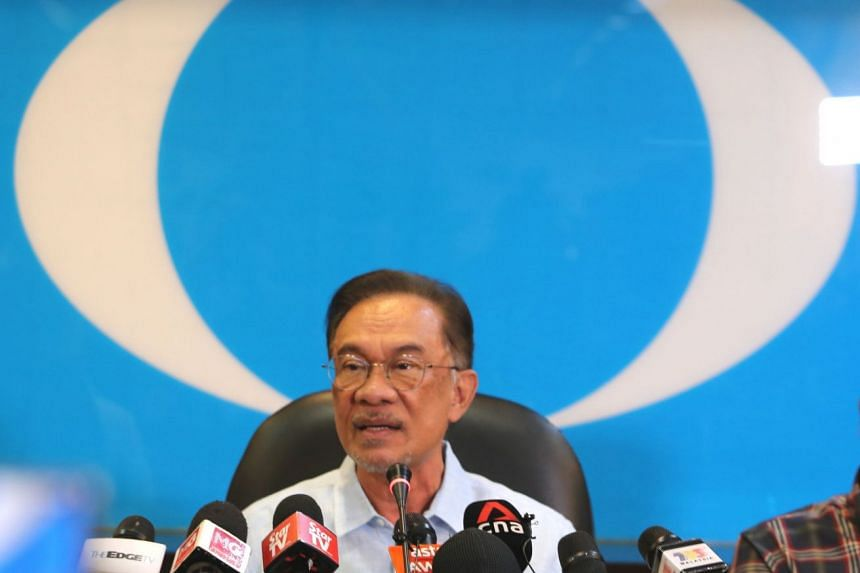 Mr Anwar Ibrahim in October claimed he had strong support from a majority of MPs to topple the Perikatan Nasional government, but has so far failed to do so.