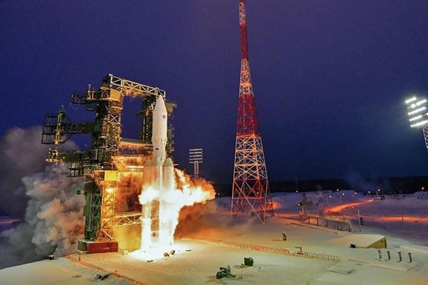 The Angara has been dogged by manufacturing delays and technical issues.