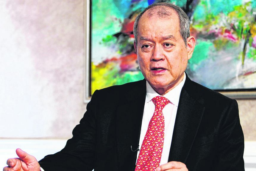 Hin Leong Trading founder Lim Oon Kuin had earlier denied forging documents in a case brought by HSBC Holdings.