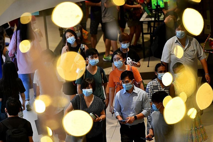 Phase three of Singapore's reopening will see capacity limits in public places such as malls, attractions and places of worship raised. While Singaporeans are supportive, some stressed the need to continue observing safety measures, especially during