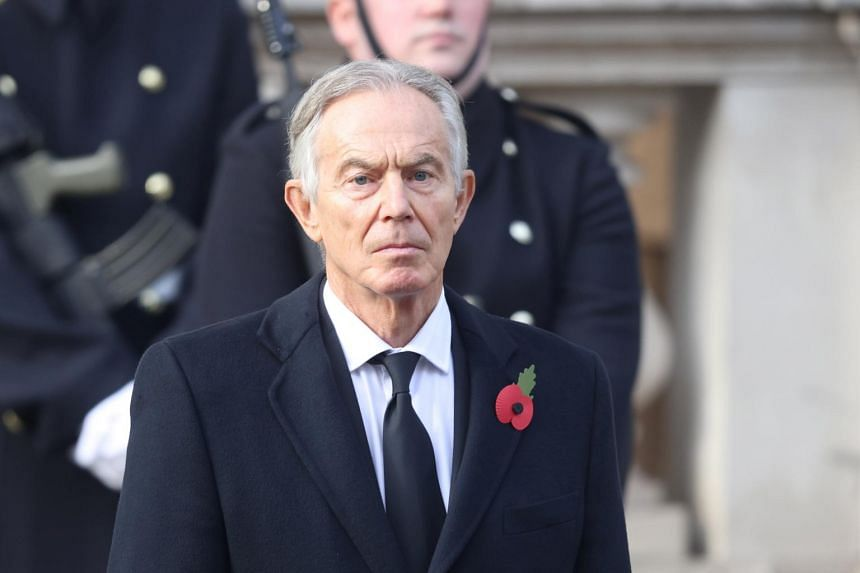 Mr Tony Blair is the subject of an opera, with a colourful cast of characters.