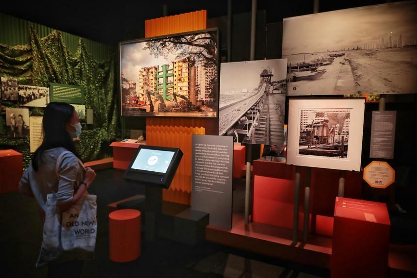 About a quarter of the 200 photos on display at the exhibition were contributed by members of the public.