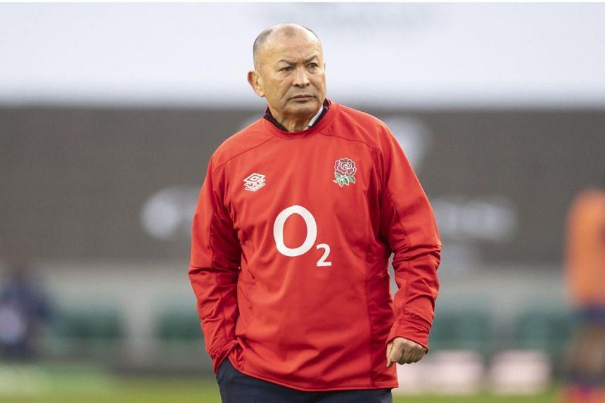 Eddie Jones was coach of Japan for three years before Jamie Joseph took over in 2016.