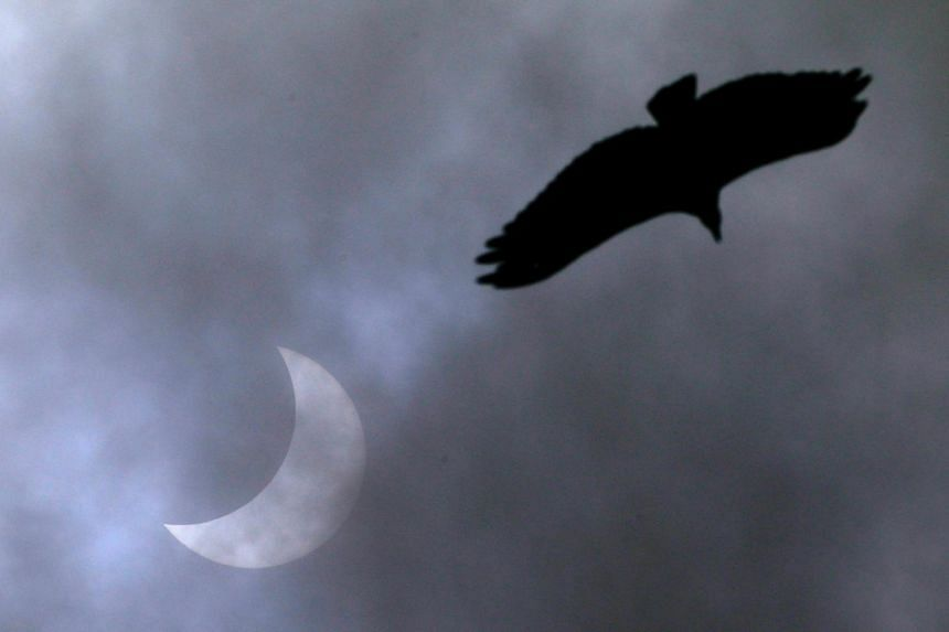 It was the second total eclipse for Chile in the last 18 months.