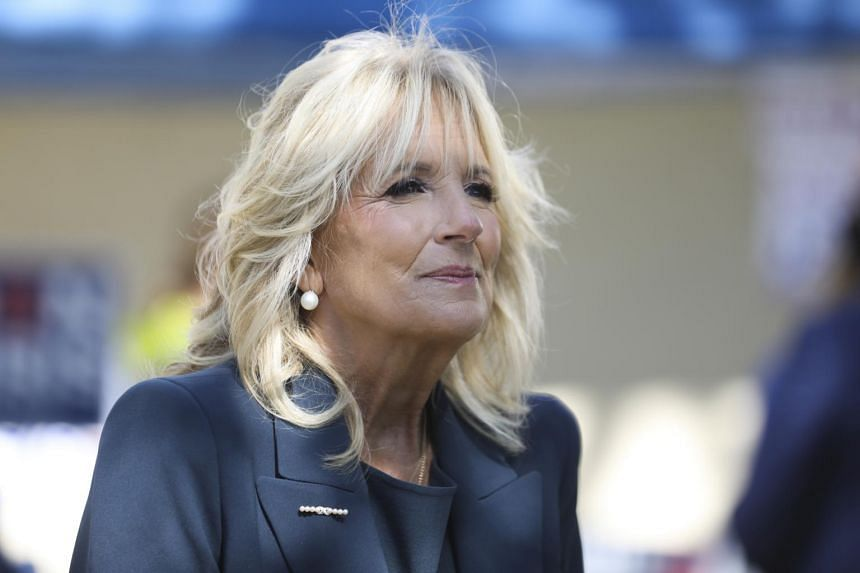 Jill Biden earned a PhD in education sciences in 2007 and plans to keep teaching during her husband President-elect Joe Biden's time in office.