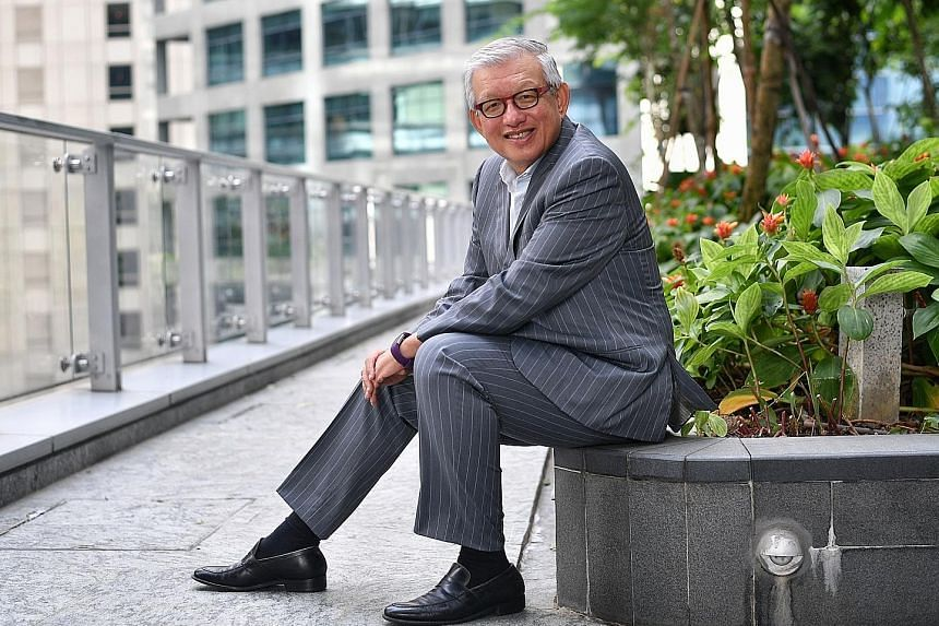Mr Ho Meng Kit will be retiring as chief executive of the Singapore Business Federation (SBF) on Jan 1 next year, after 10 years of service. He will still contribute to the business community as senior adviser to the SBF. He will also chair the Asia-