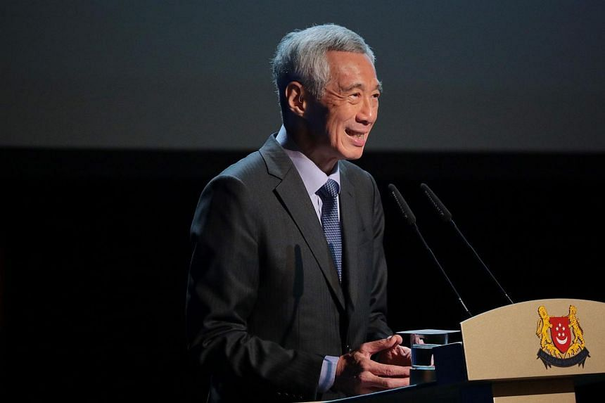 PM Lee Hsien Loong will begin his leave on Dec 17, 2020.