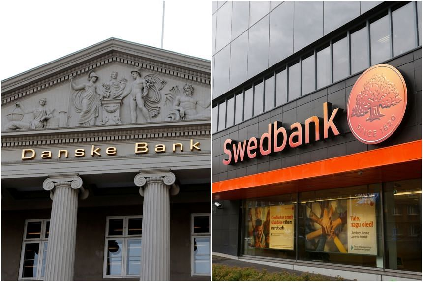 The banks were being investigated over possible fraud and breaches of anti-money laundering regulations.