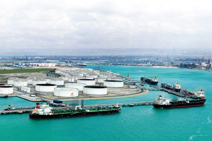 Universal Terminal comprises the bulk of the Lims' business assets, which also include the trading house and a fleet of vessels.