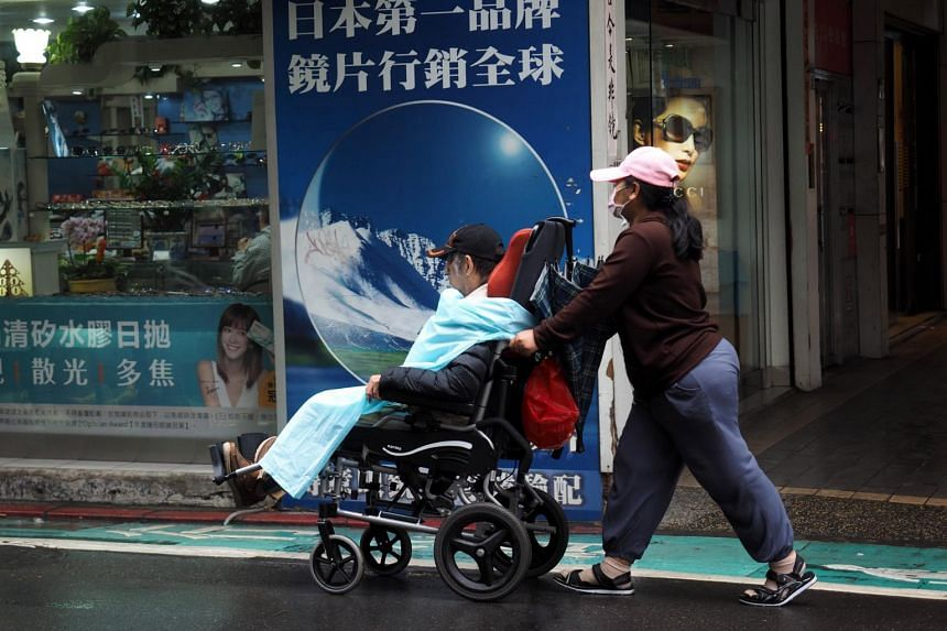 Taiwan is home to more than 250,000 migrant workers from Indonesia.