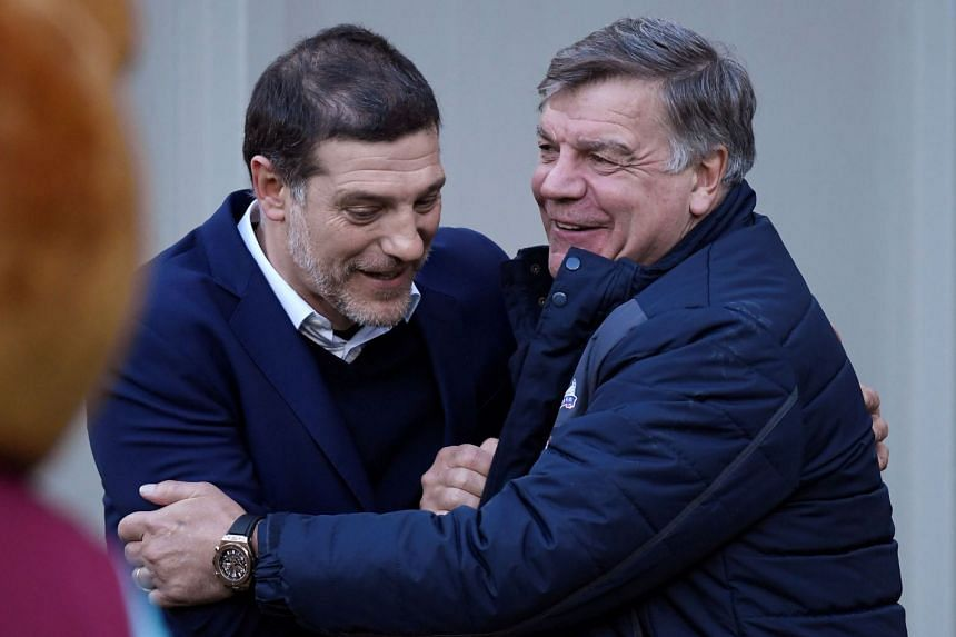 Football Struggling West Brom Turn To Sam Allardyce For Survival Football News Top Stories The Straits Times