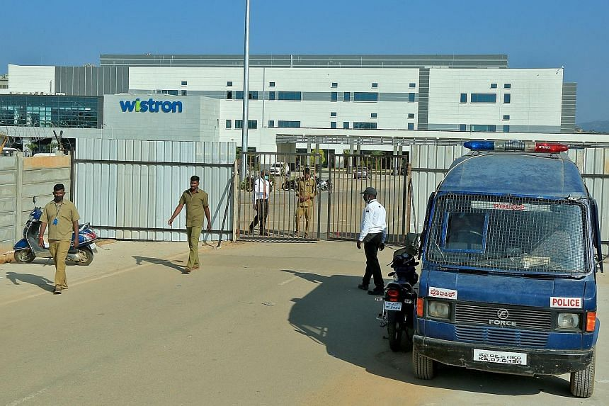 Wistron labour unrest: ESC calls for quick consultative process