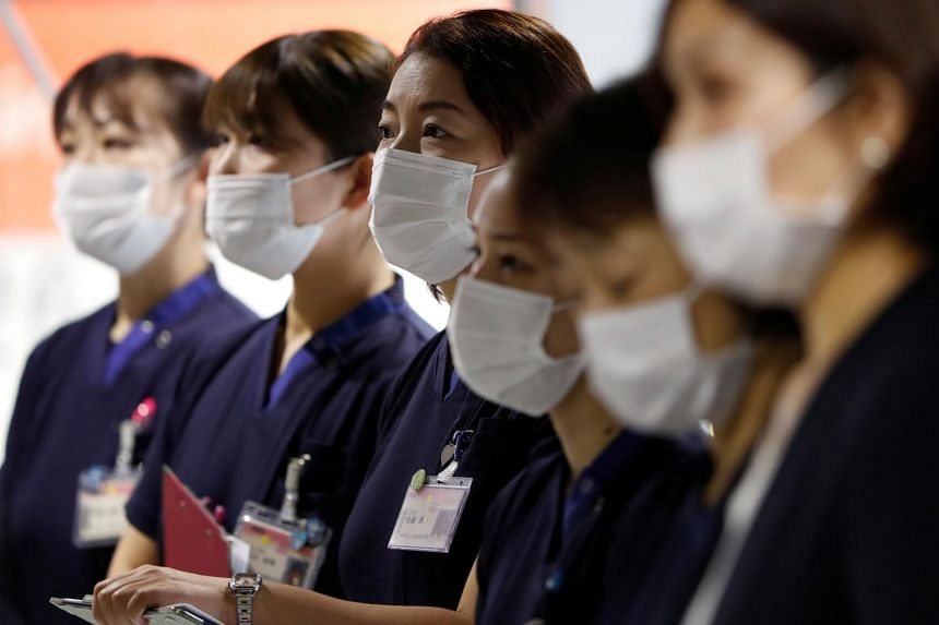 The metropolitan government said the number of coronavirus cases hit 822 on Dec 17.