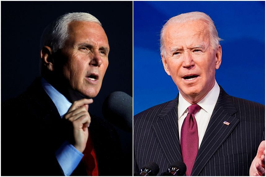 US Vice-President Mike Pence will be vaccinated on Dec 18 while President-elect Joe Biden will receive the shot as soon as next week.