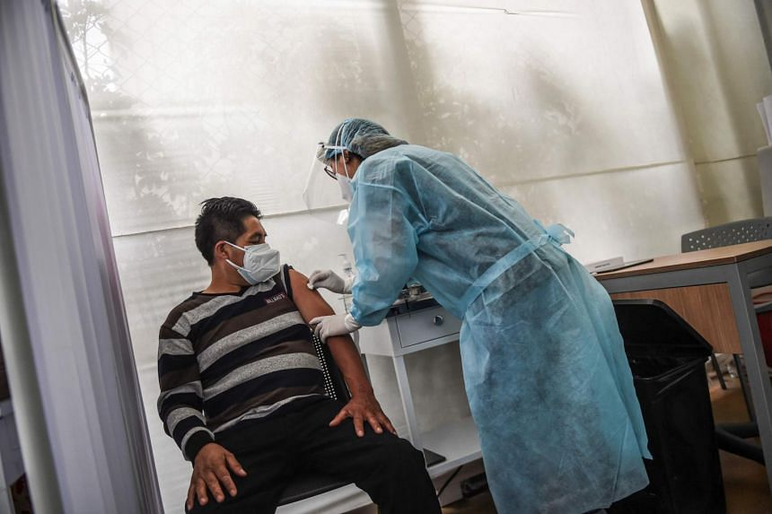 Health officials in Peru have reported 987,675 cases of coronavirus as of Tuesday, and 36,817 deaths.