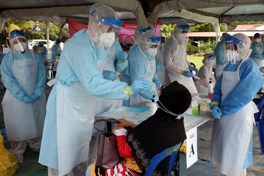 The Klang Hospital and the Serdang Hospital have suffered an outbreak among its workers.