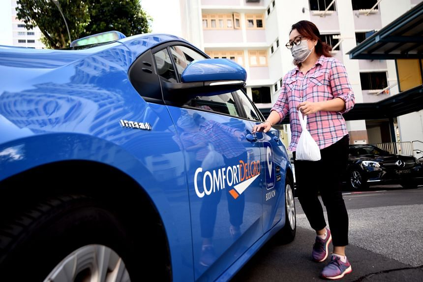 ComfortDelGro introduced the food delivery service in April, and subsequently expanded it to cover medicine in June.