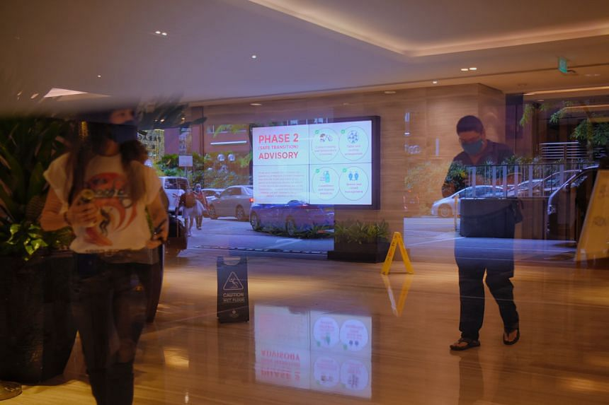 Thirteen people on SHN at the Mandarin Orchard Singapore hotel may have been infected during their stay there.