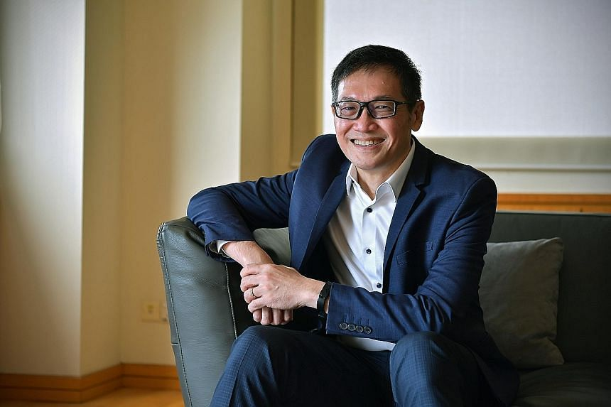 Mr David Mok, head of investment and research at IPP Financial Advisers here, believes focusing on Singapore stocks may not be optimal as it exposes investors to specific risks from a single country. Going global would allow one to capitalise on the