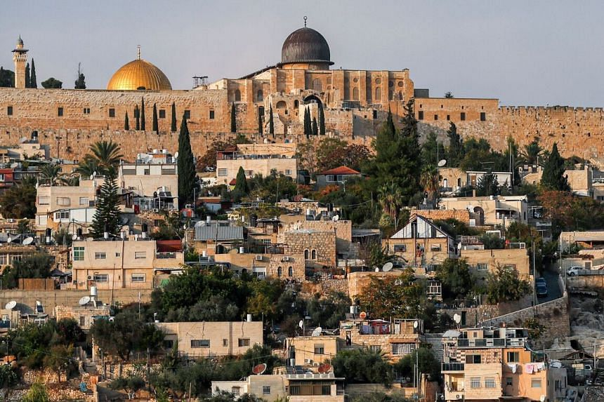East Jerusalem is considered occupied Palestinian territory by much of the international community.