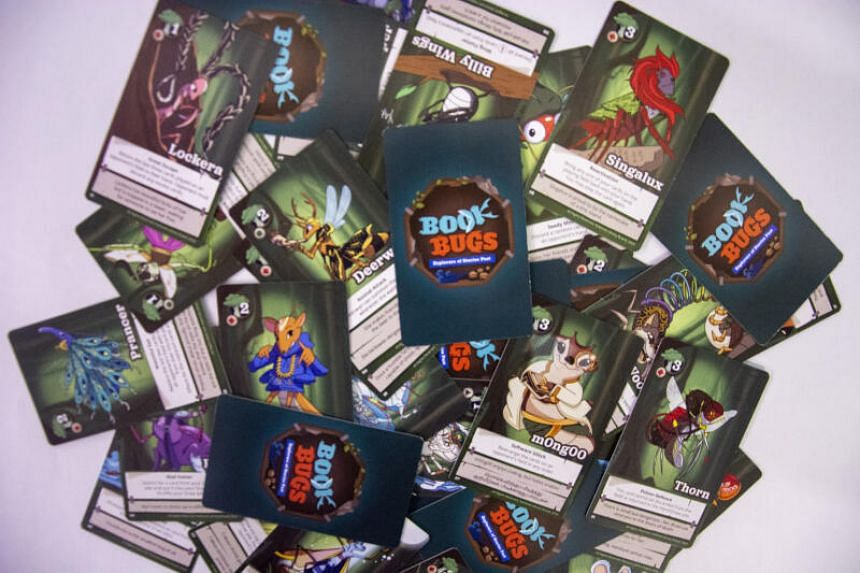 Kids can redeem up to 74 new Book Bugs cards from public libraries.