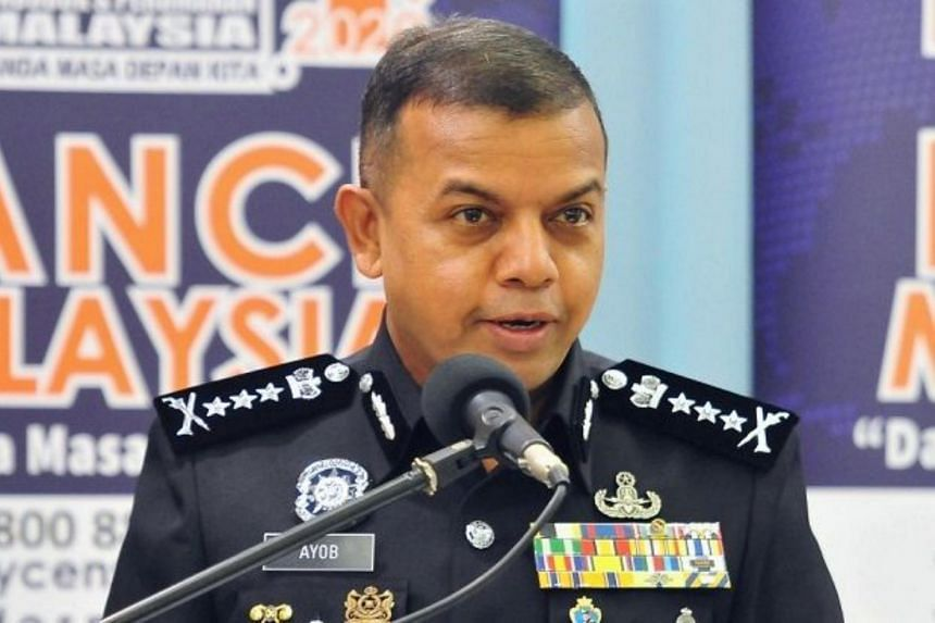 Commissioner Ayob Khan Mydin Pitchay said he was puzzled why the threats were made against him as he was no longer the E8 head.
