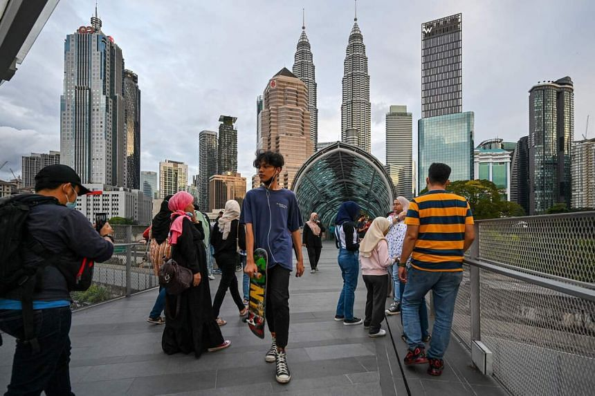 The Malaysian government relaxed COVID-19 restrictions this month to give the economy some breathing room.