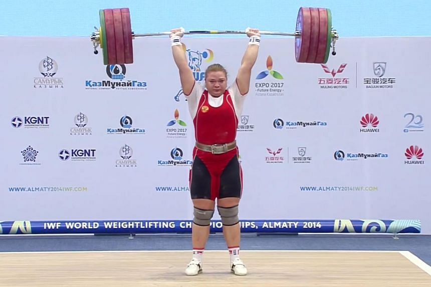 Tatiana Kashirina's latest ban will prevent her from competing during the Games qualification period which runs until April, 2021.
