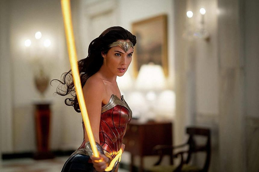 'Wonder Woman' lassos US$38.5 million in global ticket sales
