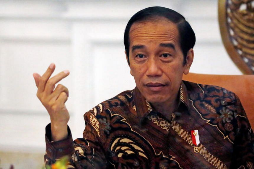 Indonesian President Joko Widodo has threatened a ministerial shake-up as early as June.