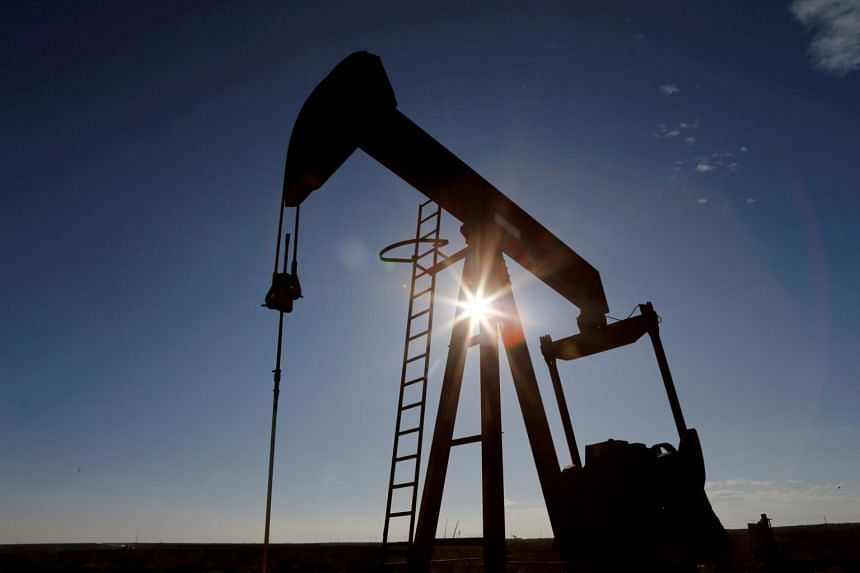Brent crude settled down US$1.35, or 2.6 per cent, at US$50.91 a barrel.