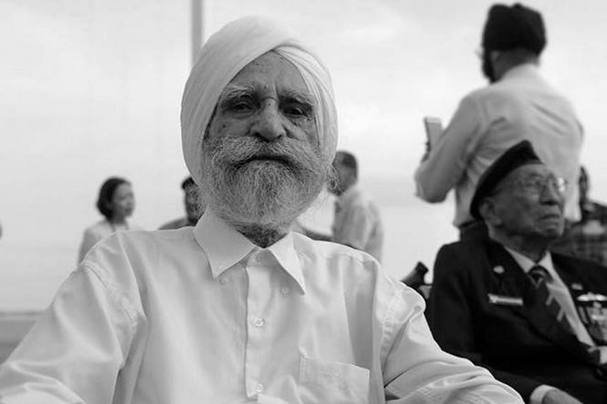 Mr Jaswant Singh Gill, who died last Saturday in his home, retired from the Singapore Armed Forces in 1972.