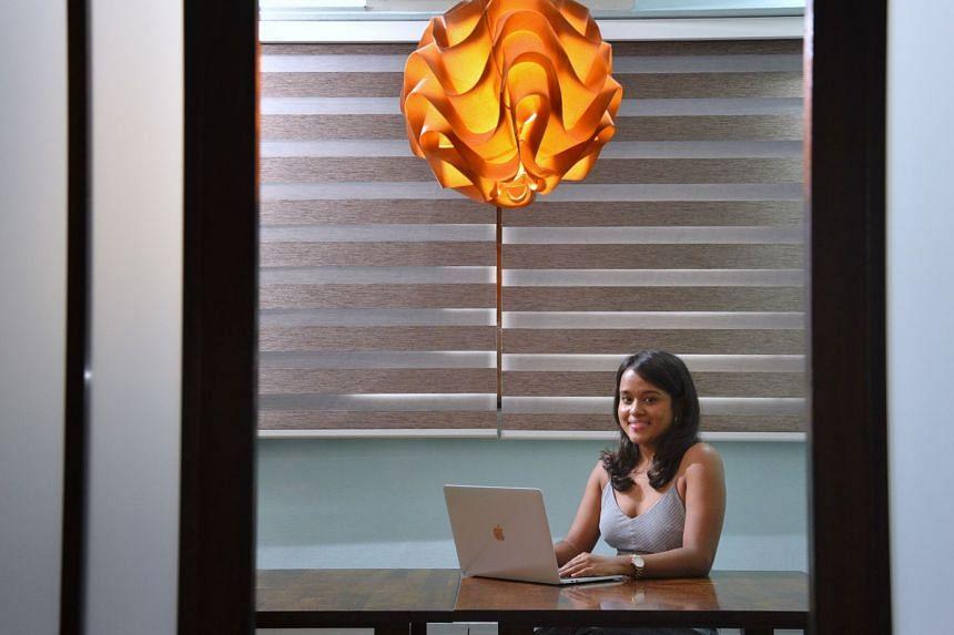 Ms Yuvarthana enjoyed delving deeper into the scientific study of psychology.