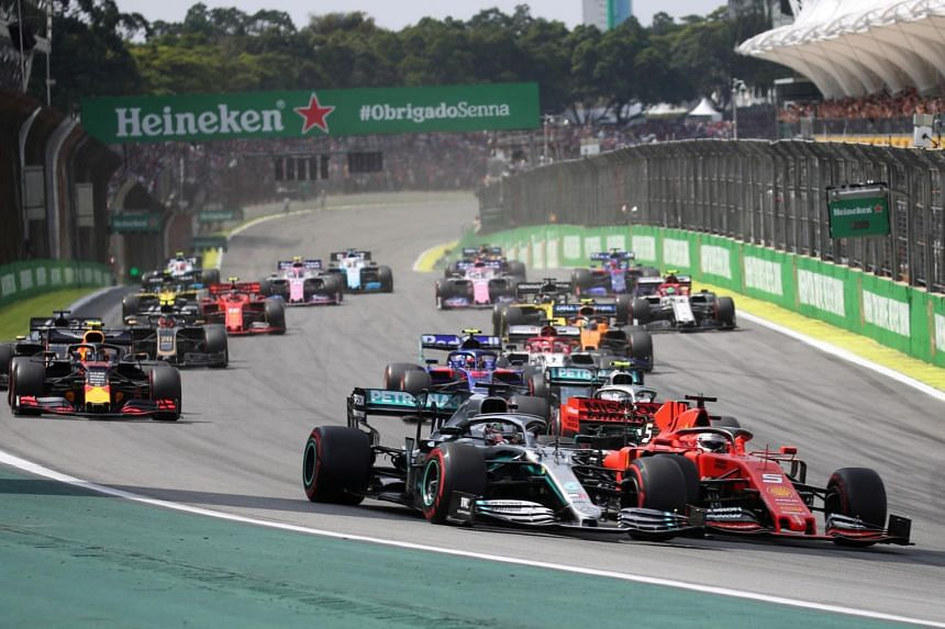 F1 CEO Chase Carey said the move would be a chance to expand and grow the business.