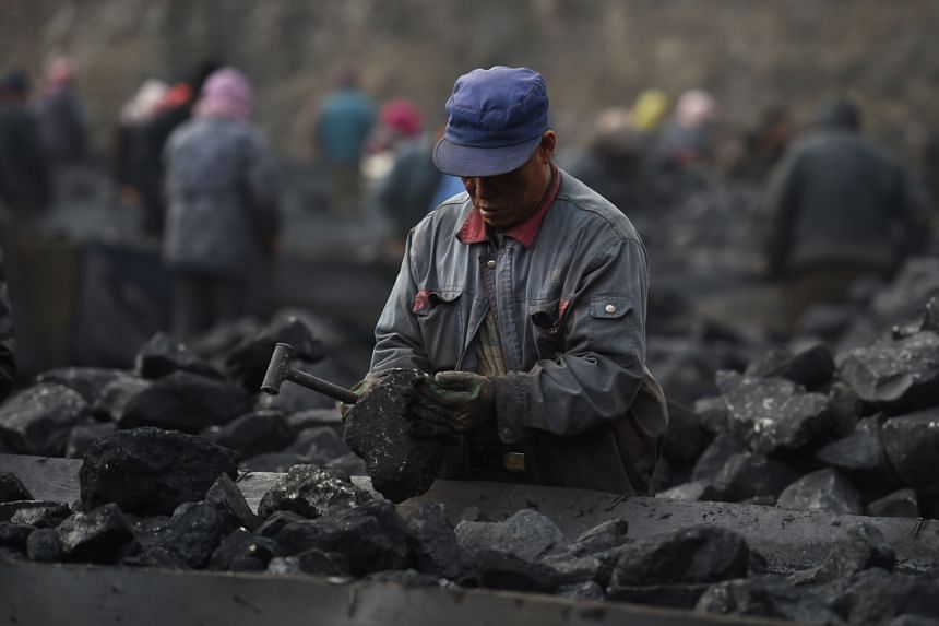 Coal still dominates Chinese power generation, accounting for nearly 60 per cent of supply.