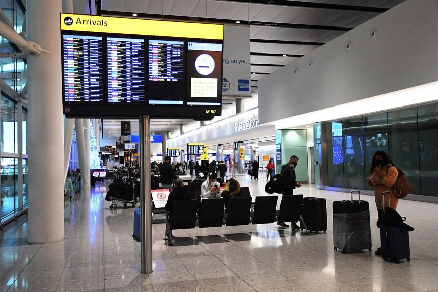 Flights and arrivals from South Africa to be halted after a potentially more infectious variant of the novel coronavirus had spread to Britain.