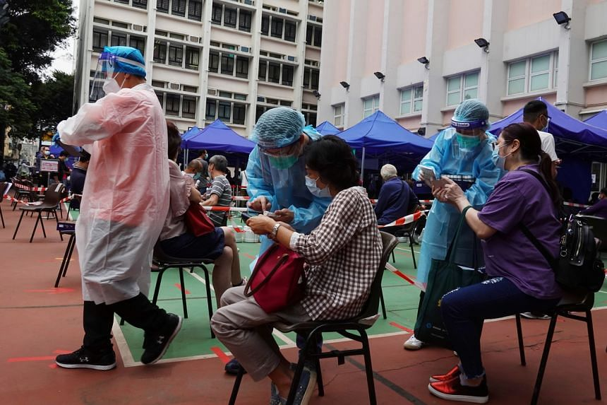 Hong Kong is seeking a further 7.5 million doses and residents will be offered a choice of which vaccine they will take.