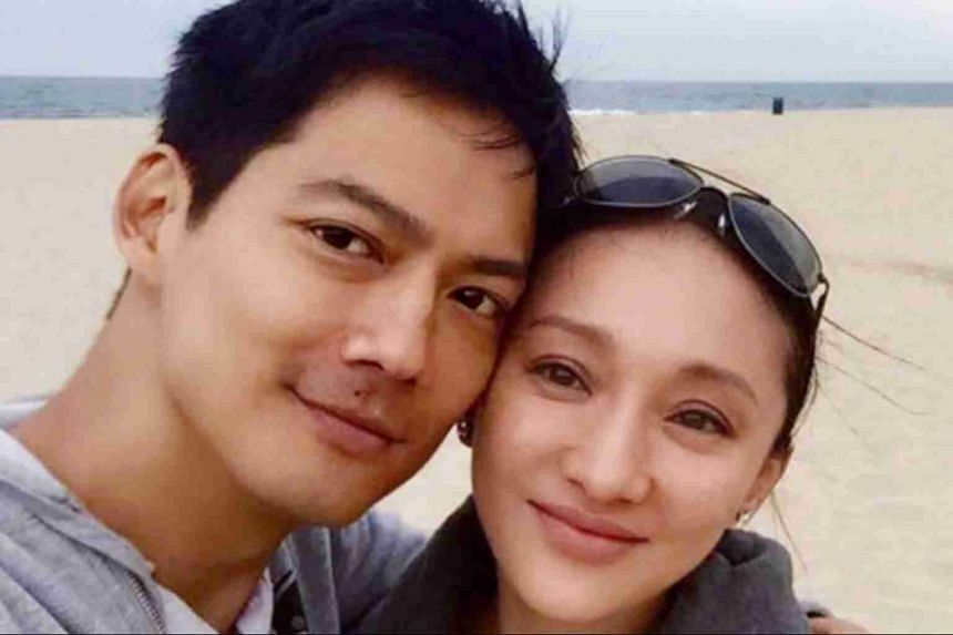 Chinese actress Zhou Xun and Chinese-American actor Archie Kao married in 2014.