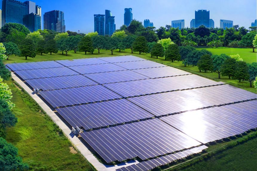 When installed, the SolarLand Phase 2 Project, with 35,185 portable solar photovoltaic panels, will be one of the largest ground-mounted solar projects in Singapore.