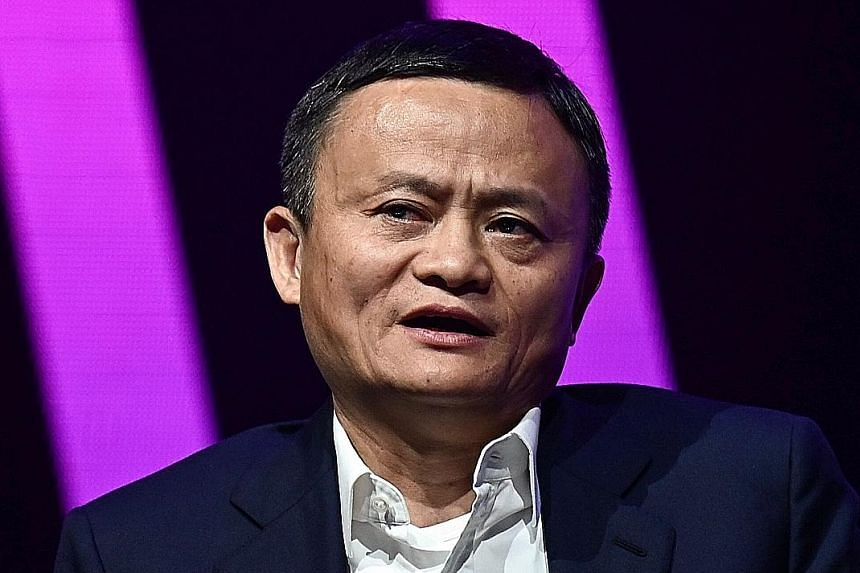 Investors are divided over the extent to which Beijing will go after Alibaba and its compatriots as the Chinese government prepares to roll out a raft of anti-monopoly regulations. PHOTO: REUTERS