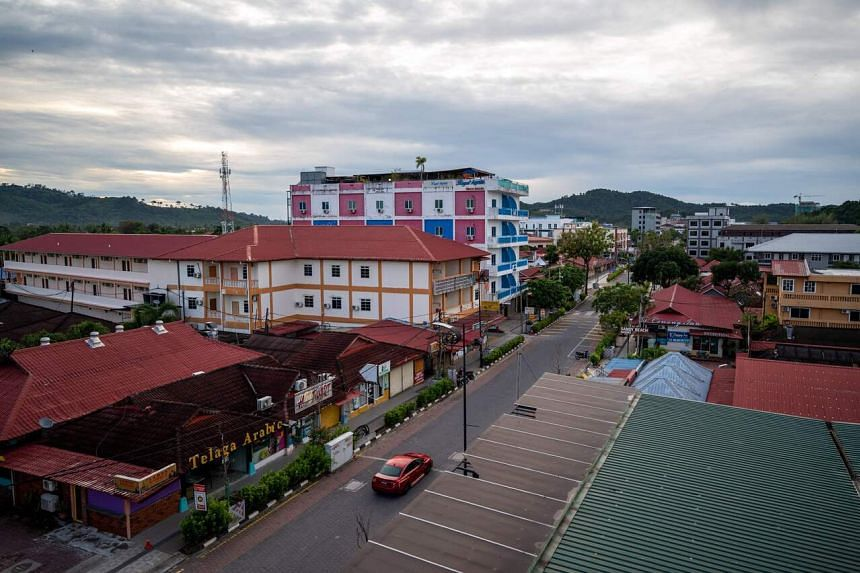 Island destinations such as Langkawi are popular and seeing higher hotel occupancy rates after being hit hard by the pandemic.
