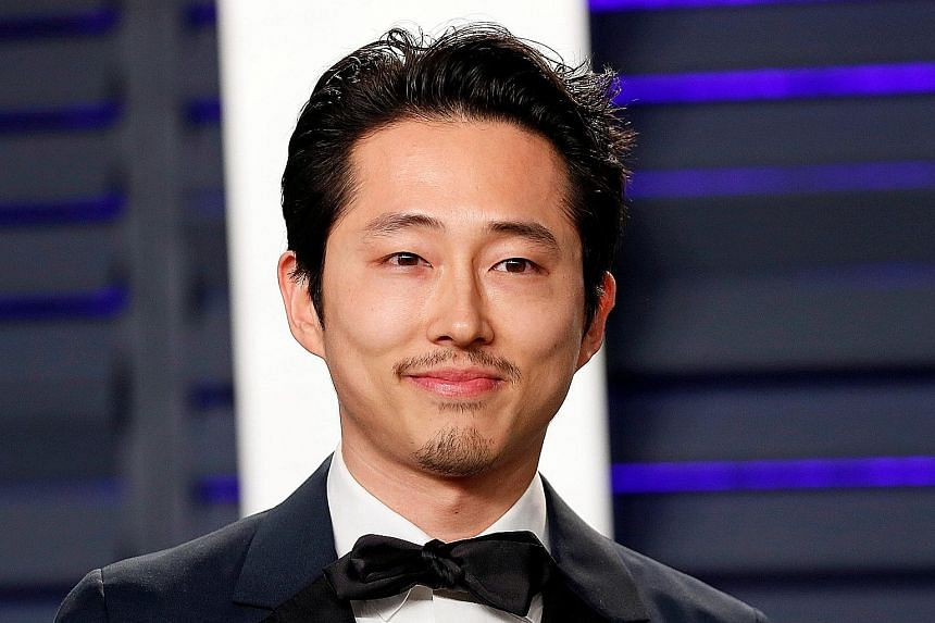 American film Minari features an Asian-American cast, with actor Steven Yeun (above) in the lead role.